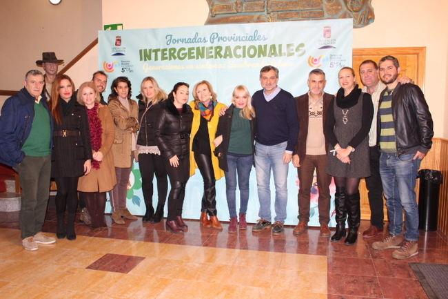Más de 2.000 almerienses en las Jornadas Intergeneracionales