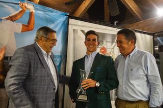 El Torneo Hospital Vithas Virgen del Mar reúne a un centenar de golfistas