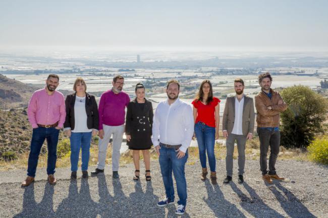 Izquierda Unida El Ejido - Equo da a conocer su candidatura para las Municipales