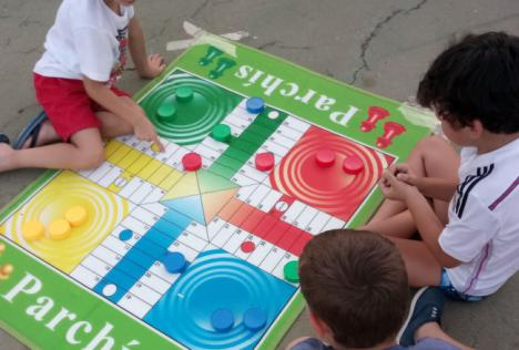 'Juegos en Familia' de Diputación recupera la esencia de las tradicionales