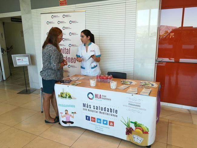 HLA Mediterráneo ofrece pruebas gratuitas para la detección precoz del cáncer colorrectal