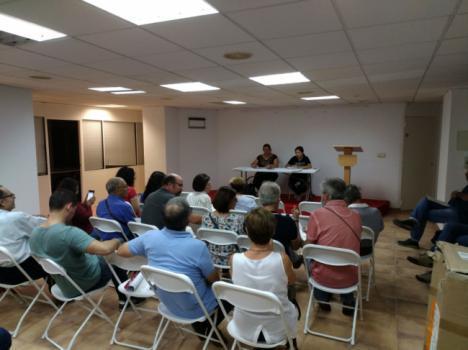 El PCA elige a Amalia Román candidata en las primarias de IU