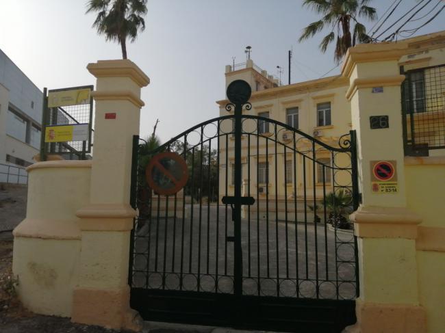 IU pide el edificio del Sismológico para uso vecinal