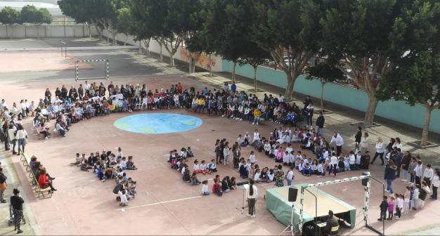 272 centros educativos almerienses en la red andaluza Escuela Espacio de Paz