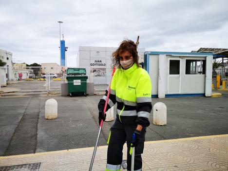La Autoridad Portuaria extrema el control ante la evolución del #COVID19