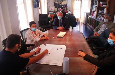 La Autoridad Portuaria hará obras en el faro de Mojácar en 2021