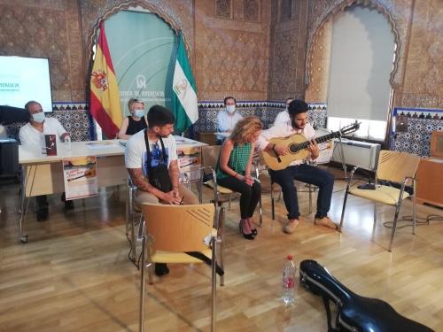 El XIII Circuito Flamenco 'Almería de Peña en Peña' acoge seis actuaciones
