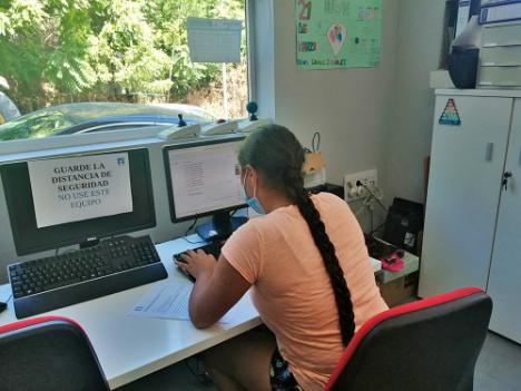 106.300 almerienses confían su aprendizaje digital a Guadalinfo en 2020