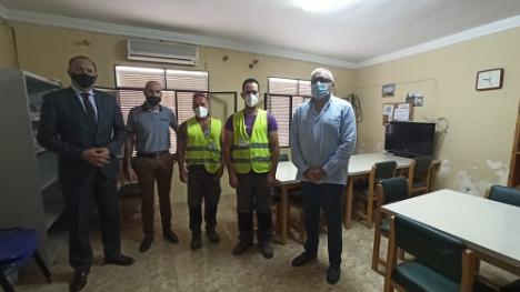 AIRE generará 411 empleos en los 69 municipios almerienses