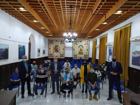El Ayuntamiento de Huércal-Overa contrata a 27 personas con la Iniciativa AIRE