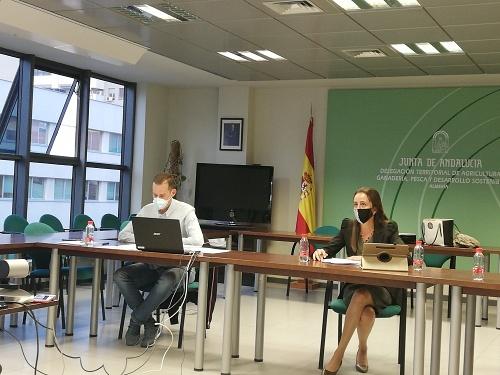 Las masas de agua de Almería están en mal estado