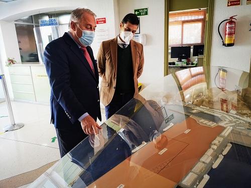 Construcciones Nila ampliará la terminal de contenedores del Puerto de Almería