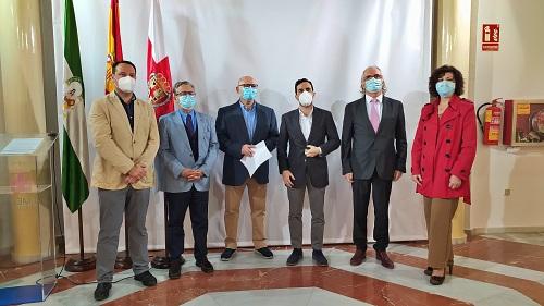 La Fundación Ibáñez-Cosentino y el Hospital Torrecárdenas ponen en marcha 'Crearte'