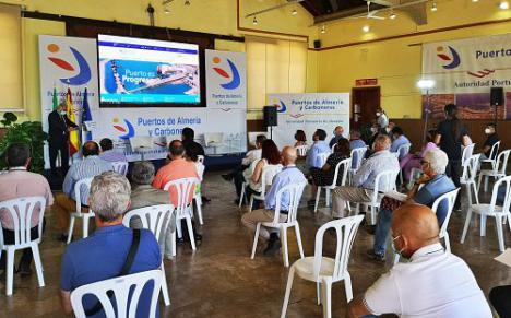 La Comunidad Portuaria de Almería apuesta por el crecimiento azul
