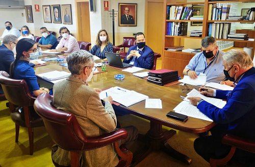 La Autoridad Portuaria de Almería reduce las tasas a veinte empresas por la crisis del covid