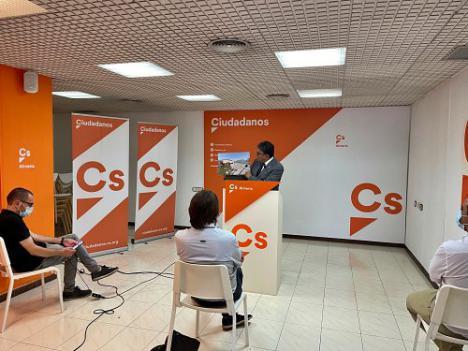 Cs presenta una moción para ejecutar inversiones en Costacabana