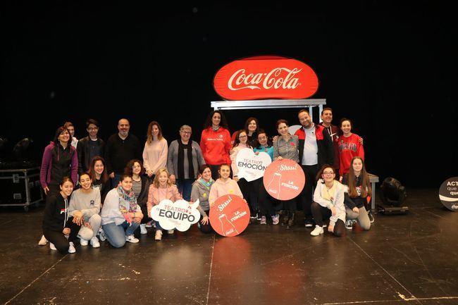 """El Campus de Invierno Coca-Cola ha hecho parada en El Ejido con los Premios """"Buero"""""""