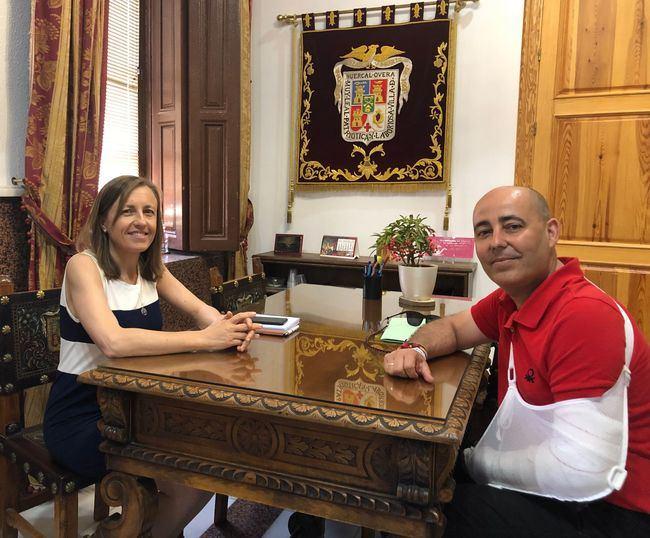 Traspaso de poderes en el Ayuntamiento de Huércal-Overa