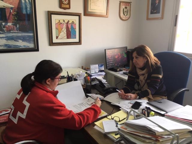 Cruz Roja consolida las actividades para internos del Centro Penitenciario de El Acebuche