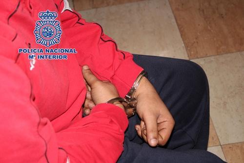 Detenido en El Ejido por mofarse en una red social de las lesiones de policía embestido por un narco en Algeciras