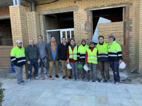El PFEA crea 1.761 jornales y 182.980 € de inversión en el municipio de Macael