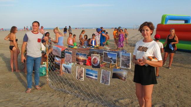 """Las playas de Vera más limpias gracias a """"Mi playa bonica"""""""