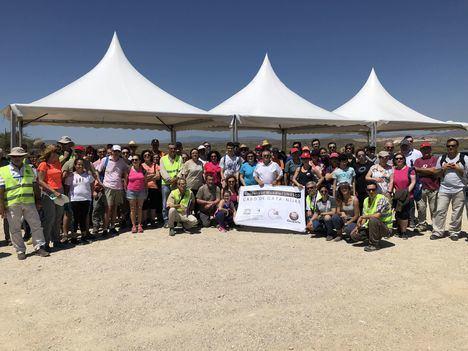"""Carboneras celebró el """"Geolodía-19 Almería"""" en la Playa de los Muertos"""