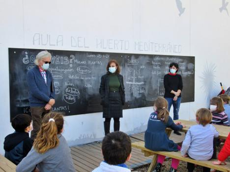El GEM muestra a los niños almerienses los tesoros ornitológicos
