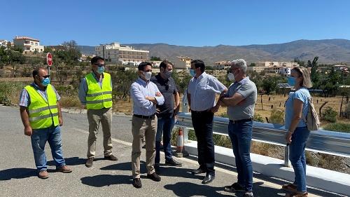 Diputación y Abla planifican las inversiones de Planes Provinciales