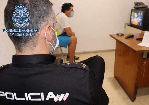 Detenido el autor de los disparos del barrio del Puche en Almería