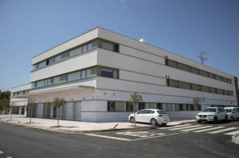 Inaugurada la nueva residencia de mayores de Albox