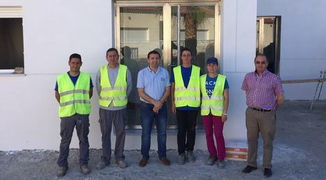 El PFEA genera más de 1.500 jornales e impulsa mejoras en Albanchez con casi 150.000 €
