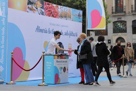"""Isabel Jiménez: """"Almería 2019 es una gran oportunidad para proyectar la ciudad"""""""