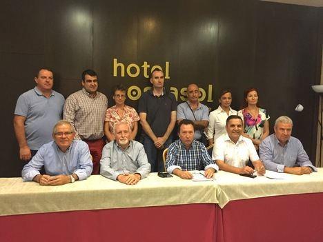 La Mesa del Agua de Almería apoya la puesta en marcha del plan de recuperación del acuífero inferior del Poniente