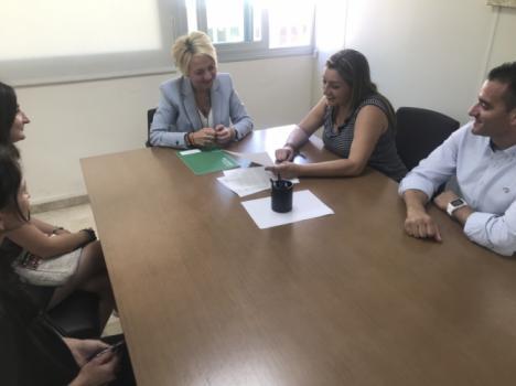 El Ayuntamiento de Viator no ha tramitado la mejora del Puente con Huércal de Almería