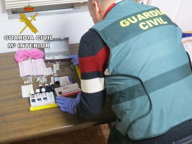 Detenida en Garrucha por lesiones al aplicar tratamientos de estética sin estar acreditada