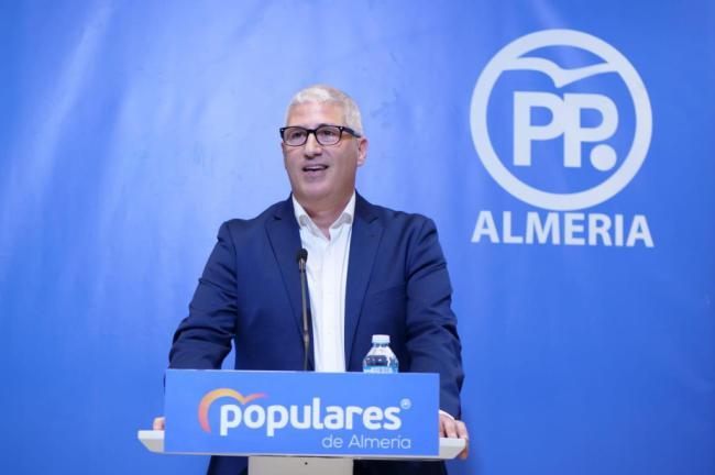 El PP de Huércal de Almería denuncia amiguismo en el Ayuntamiento