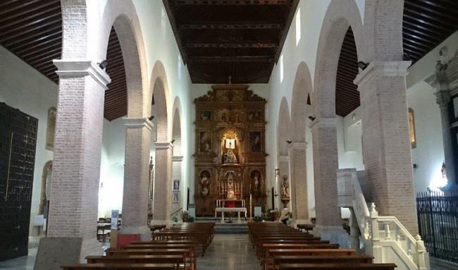 La Junta declara BIC la Iglesia de la Encarnación en Tabernas