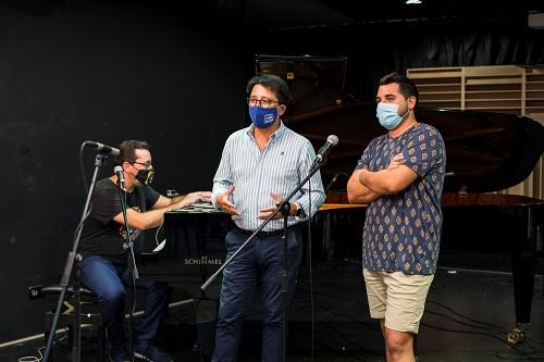 Los conciertos didácticos de 'We love jazz' de Diputación pasan a lo digital