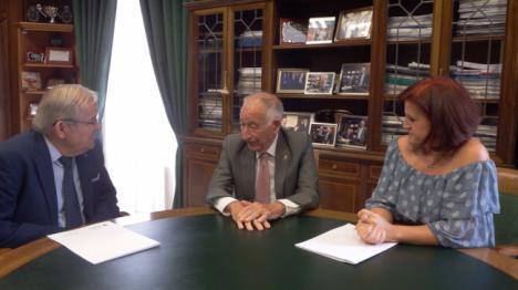 Diputación y ASAJA Almería analizan la actualidad agraria de la provincia