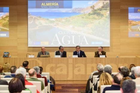 Diputación y Cajamar amplían la bibliografía hídrica con la guía 'Cultura del Agua'