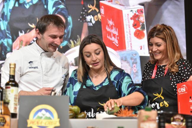 La innovación de las empresas es protagonista en los 'Sabores Almería' del 'Salón Gourmets'