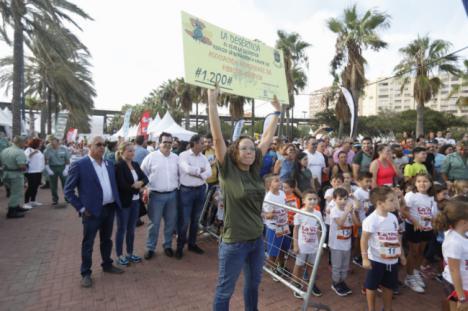 'La Desértica' calienta motores con la Fiesta del Corredor y la 'Mini desértica'
