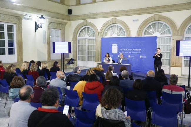 La 'Semana de la Discapacidad' llega a capital, Andarax, Almanzora y Filabres-Alhamilla