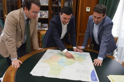Diputación suma nuevos tramos a los más de 300 kilómetros para ciclistas