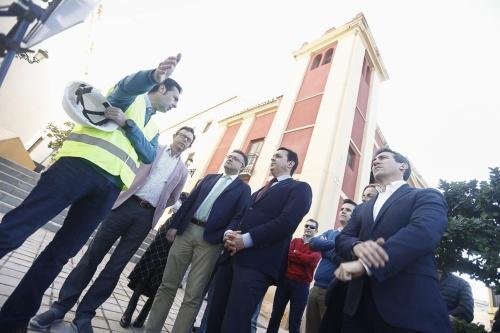 Berja unificará sus servicios públicos municipales en un sólo edificio gracias a Diputación