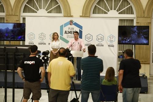Diputación refuerza la alianza turismo y deporte con el Circuito 'Rutas y Senderos 2020'