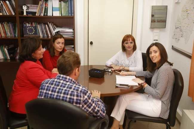 Diputación y ALTEA estrechan lazos para promover la formación de monitores especializados