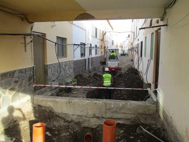 Diputación invierte más de 200.000 euros en la mejora de varias calles de Abla