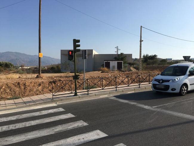 Diputación culmina la expansión de 'Los Gallardos' con zonas verdes y aparcamientos junto al Espacio Escénico